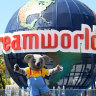 A Covid-positive person visited Dreamworld for several hours last week.