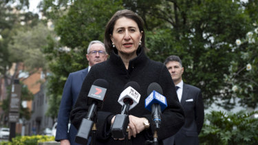 If the bushfires were the penultimate test of Berejiklian's leadership, her backers believe the COVID-19 crisis has been the making of it.