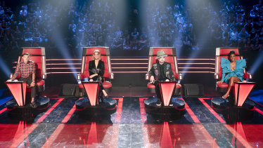 Will The Voice be a ratings hit for new network Seven?