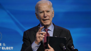 President-elect Joe Biden plans to unveil trillions more in stimulus next week.