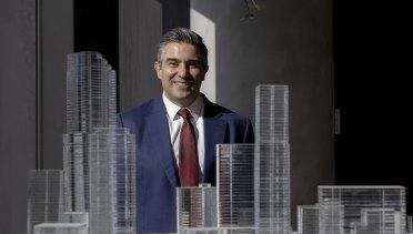 Lendlease chief executive Tony Lombardo.