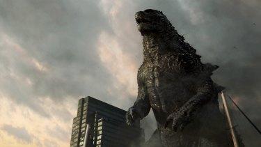 Godzilla was rebooted in 2014.