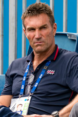 An interview with Pat Cash this week has been been widely picked up by UK media.