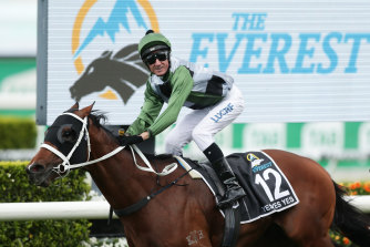 Chris Waller will target the TJ Smith with Yes Yes Yes before heading to Royal Ascot later in the year