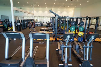 NRL club gyms are set to stand empty for months.