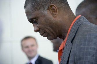 Michael Holding is retiring from commentary.