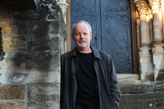 Michael Robotham has followed in the footsteps of his literary hero John le Carre by winning the Gold Dagger twice.
