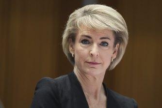 Attorney-General Michaelia Cash.