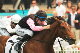 Sancy is on her way to Queensland after winning at Rosehill.