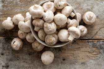Costa Group's mushroom business has been hurt by labour shortages.