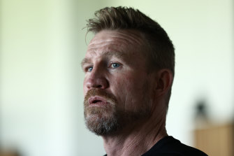 Uncertainty over the future of Nathan Buckley is one of the driving forces behind the potential leadership change at Collingwood.