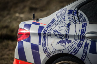 NSW Police said officers later found cable ties and duct tape inside the men's van.