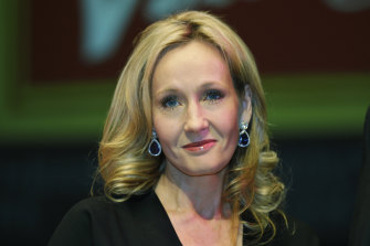 J. K. Rowling said she had no option but to return the Ripple of Hope award.