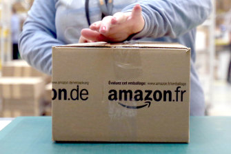 Amazon's value soared during the pandemic.