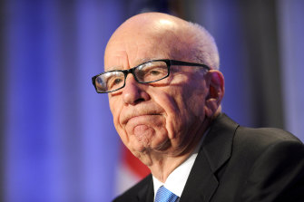 Rupert Murdoch fully expects that Biden will win the US election – and frankly isn't too bothered by that, sources say.