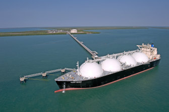 The Santos/Oil Search deal buoyed the energy sector.