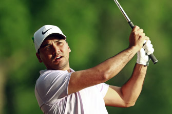 Jason Day says his back feels good and he is raring to go when the PGA Tour returns next week.