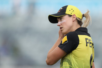 Ellyse Perry is hopeful there will be a full women's IPL tournament soon.