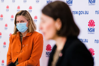 """The daily NSW briefings refer to """"underlying health conditions"""" when discussing COVID-19 deaths."""