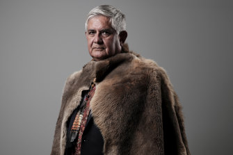 Ken Wyatt, the Minister for Indigenous Australians.