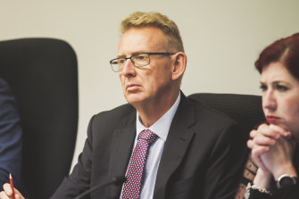 Australian Capital Territory MLA Mark Parton has gone into isolation after breaching Western Australia's border restrictions.