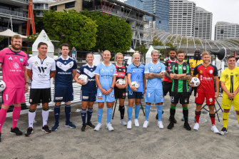 The A-League and W-League season starts have been pushed back again.