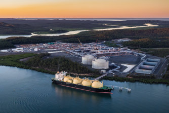 Gladstone already exports LNG, and Labor wants the Queensland port city to be a hydrogen hub.