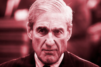 Robert Mueller: mysterious, almost invisible during the inquiry.