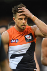 Brett Deledio will once again miss out on a grand final appearance.