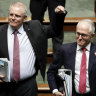 Politics: Dancing the Bill, Malcolm and Scott fandango