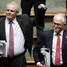 Politics: Dancing the Bill, Malcolm and Scott fandango