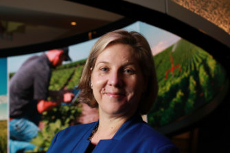 Telstra's chief financial officer Robyn Denholm is on the Tesla board.