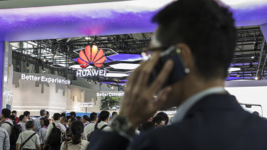 Huawei has been accused of spying by US lawmakers.