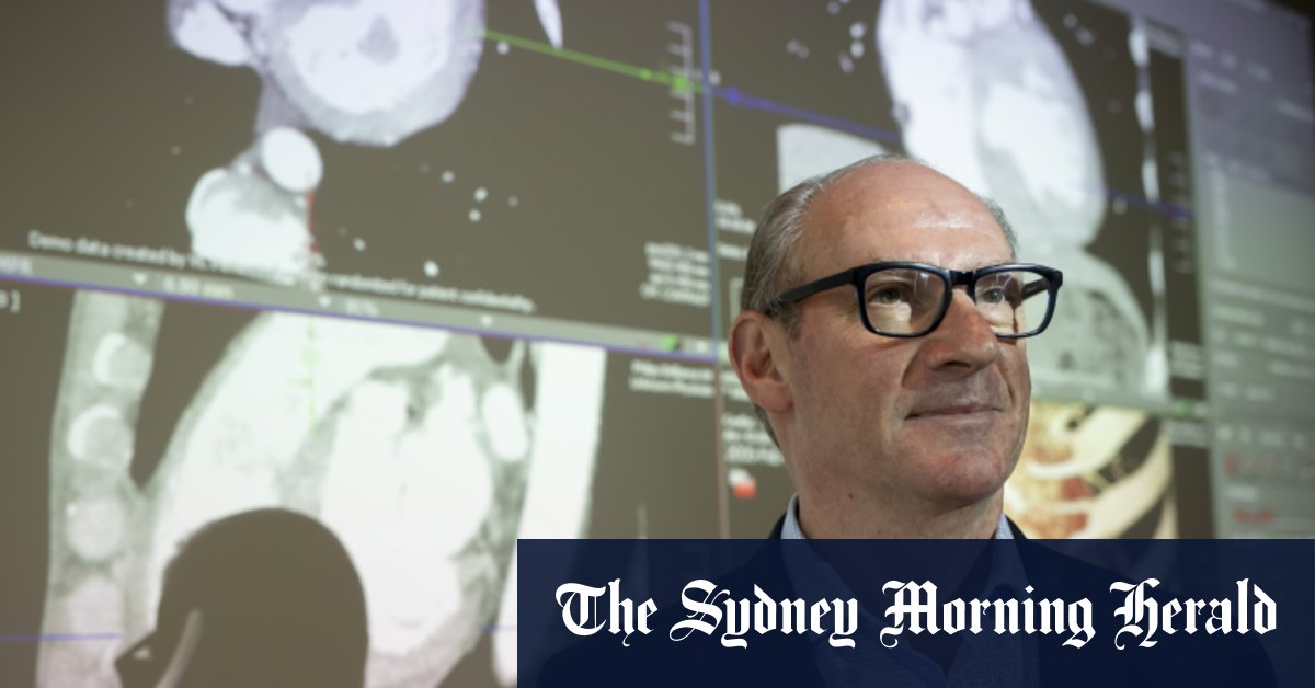 ASX market darling Pro Medicus surges on breakthrough US contract – Sydney Morning Herald