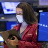 Virus fears rattle Wall Street; oil tumbles
