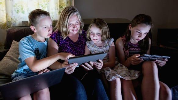 Queenslanders lagging behind in Australia's great digital divide