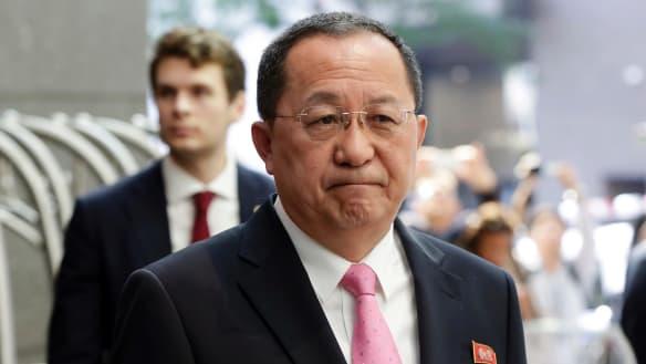 North Korean minister to visit Sweden as Trump-Kim speculation mounts