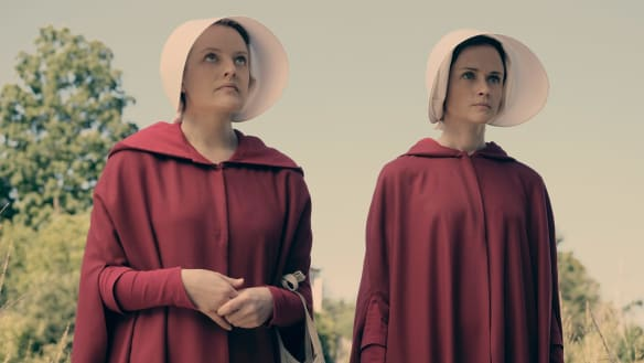 Puritanism and protest: how handmaid fashion started a movement