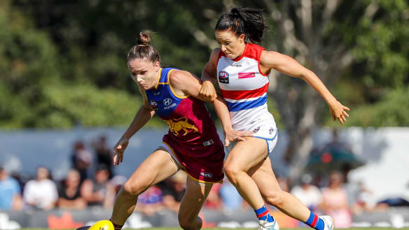 AFLW year 2: surviving and thriving