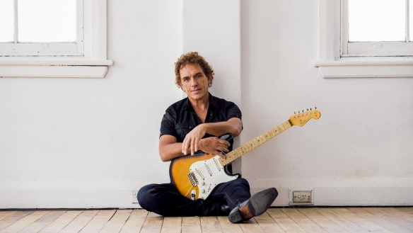 Cold Chisel's Ian Moss honours old friends and channels rock royalty on new solo album