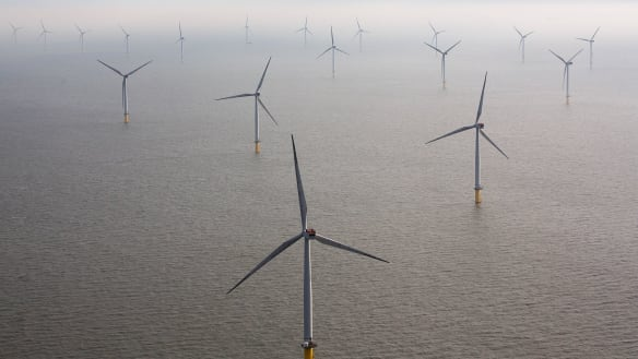 GE to build the world's largest offshore wind turbines
