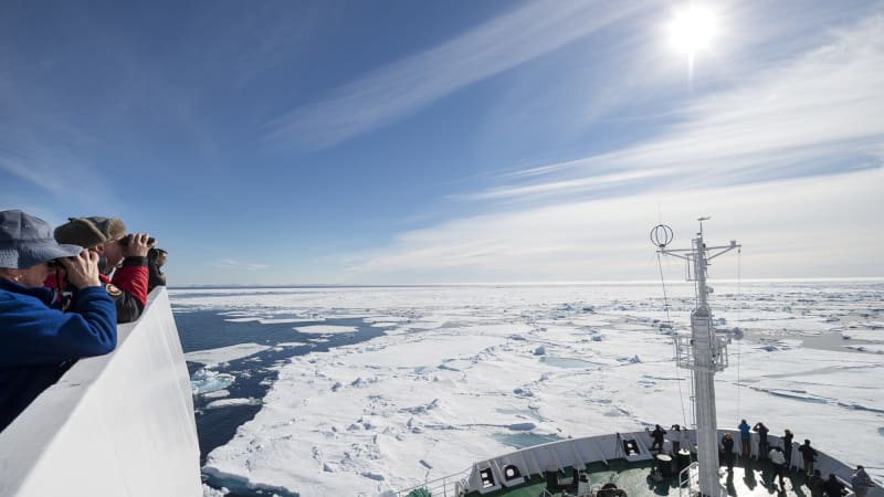 The scientists planning to get stuck in the ice to plug a climate gap
