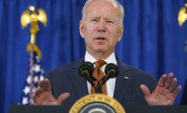 US President Joe Biden's administration is seeking to avert a US default on its debt.