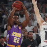 Ware leads Kings to whitewash win over Melbourne United