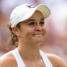 Ash Barty's journey from junior prodigy to the cusp of Wimbledon glory