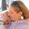 Nicole Wade sends her son William, 3, to daycare in Sydney's Ryde, where fees recently increased to $150 a day.