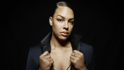 'I couldn't pay my mortgage': How Liz Cambage was pushed to the limit