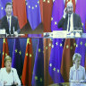 Europe, China to sign trade deal, but human rights issues could sink it