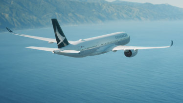 A Cathay Pacific Airbus A350 was given priority clearance to land after the captain became incapacitated.