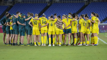 The Matildas broke their silence over Lisa De Vanna's allegations earlier this week, prompting a backlash on social media.